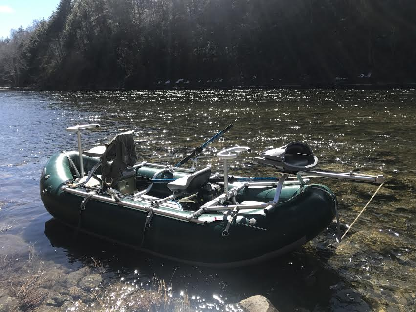 Deerfield river guide services millers river swift river for Deerfield river fly fishing